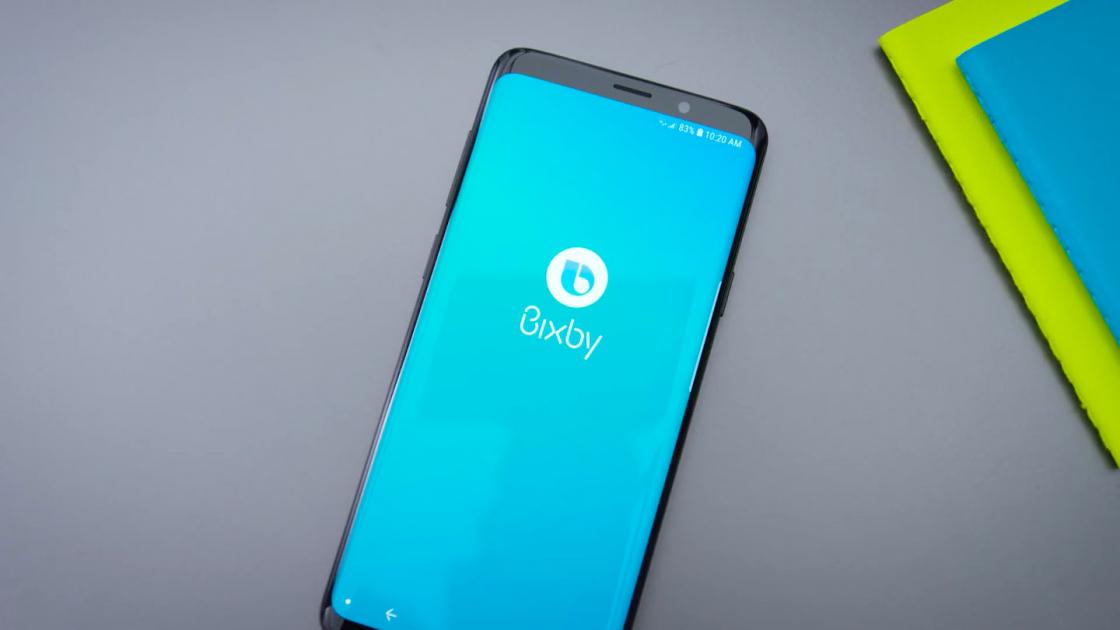 Обзор Samsung Galaxy S9 - Bixby