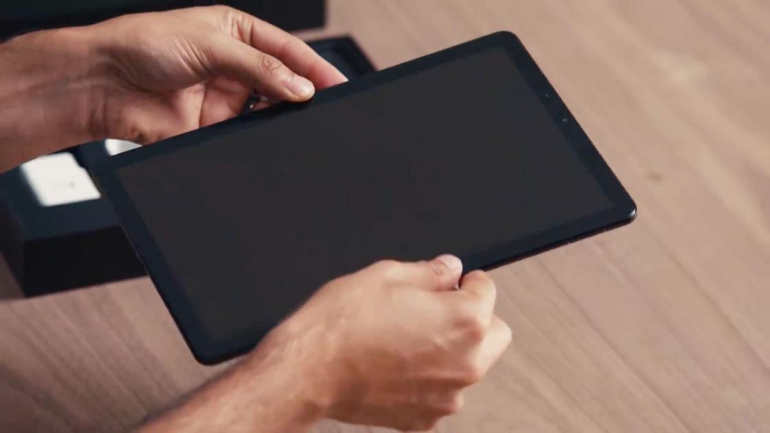 Samsung Galaxy Tab S4 - экран 10.5 дюймов
