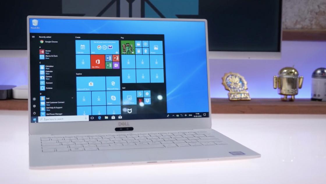 Обзор ультрабука Dell XPS 13 9370 (2018)