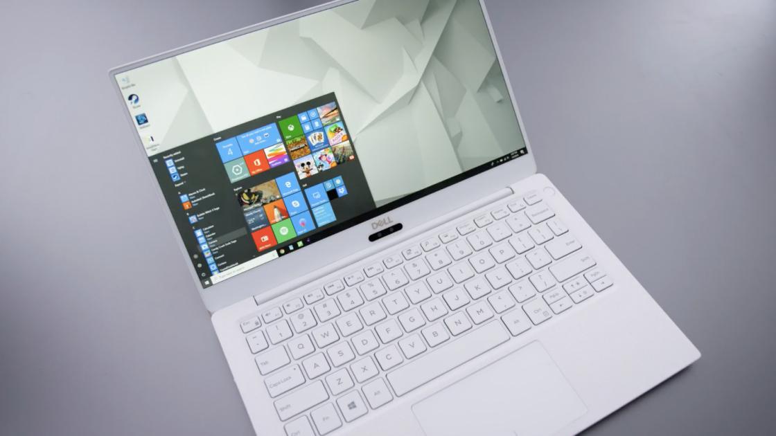 Экран XPS 13 9370