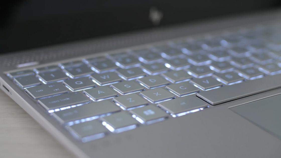 Клавиатура Envy 13 с подсветкой