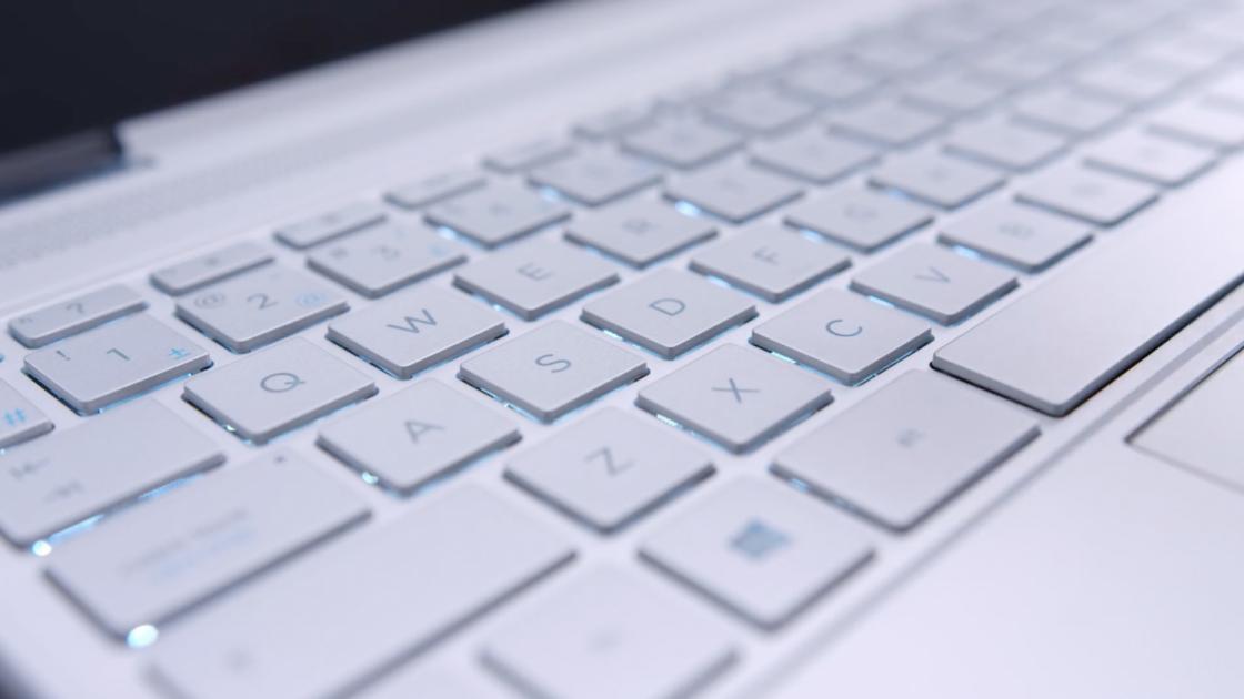 Клавиатура Spectre x360