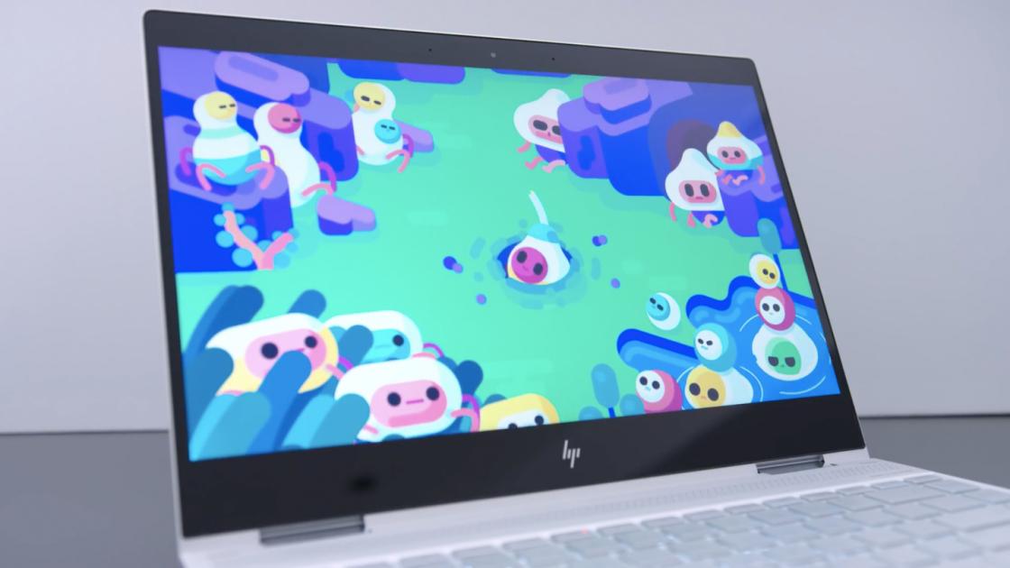 13.3-дюймовый экран Spectre x360