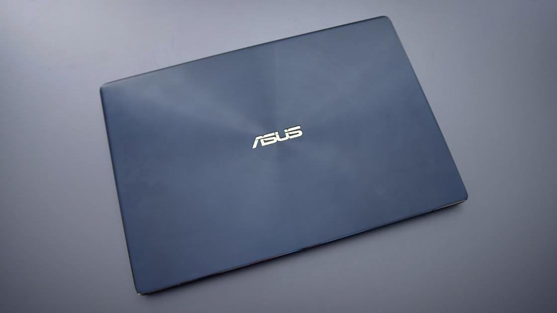 Дизайн ZenBook S UX391UA
