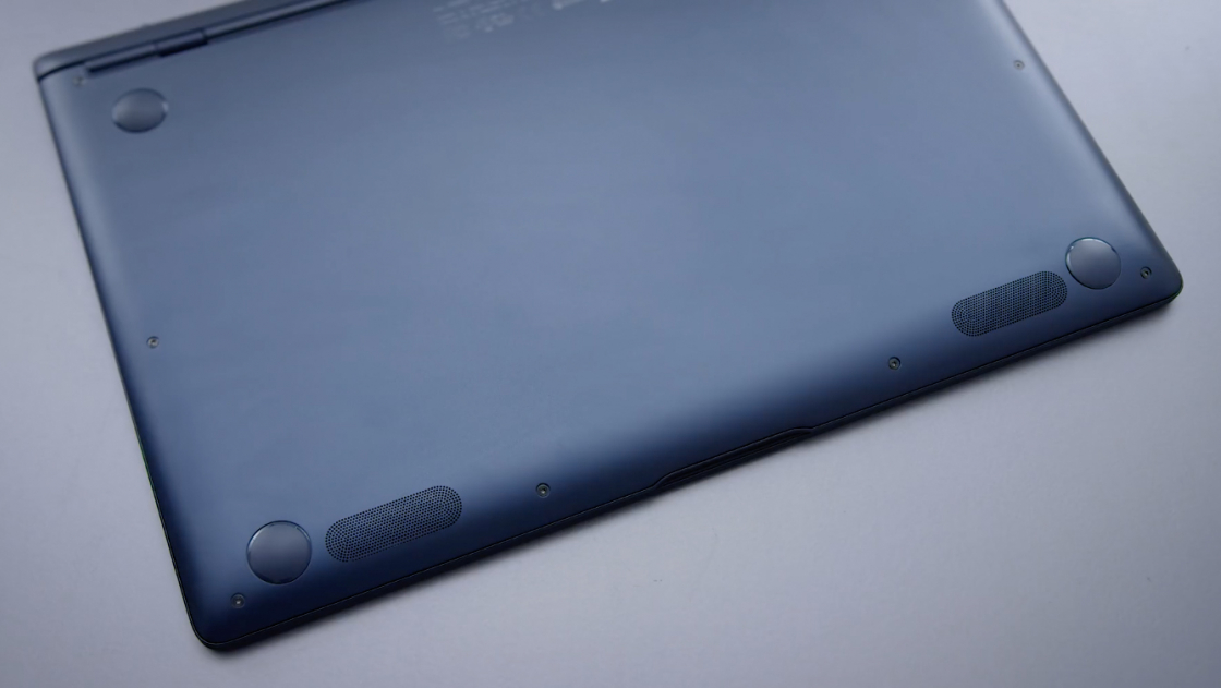 Стереодинамики ZenBook S UX391UA