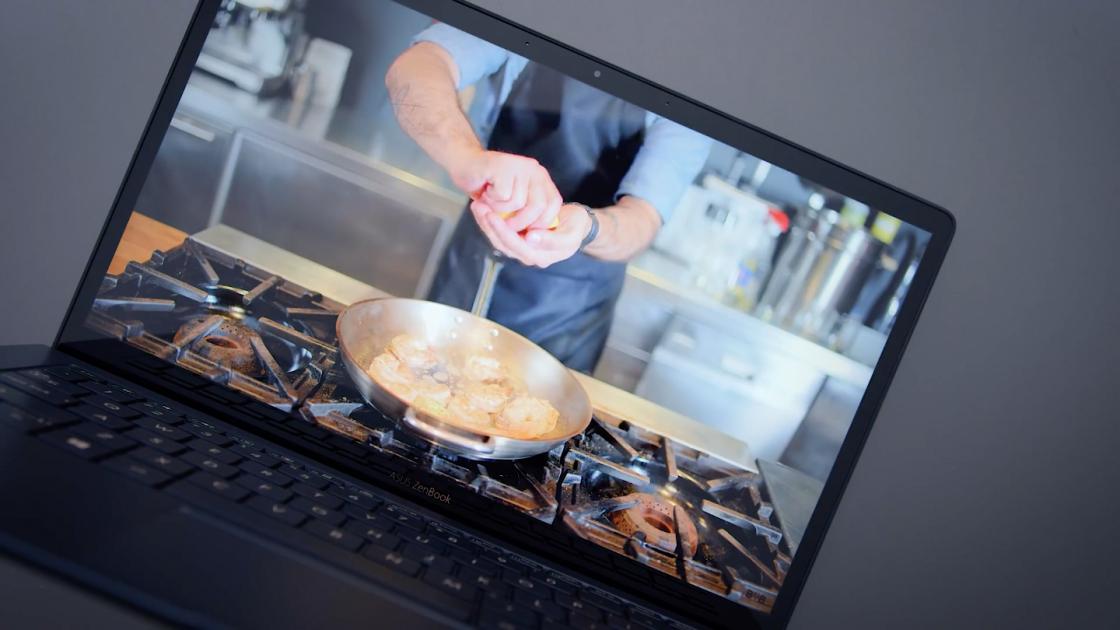 Экран ZenBook S UX391UA