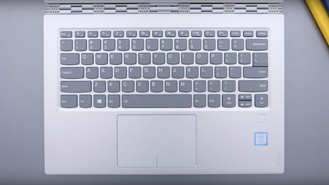 Клавиатура Lenovo Yoga 920