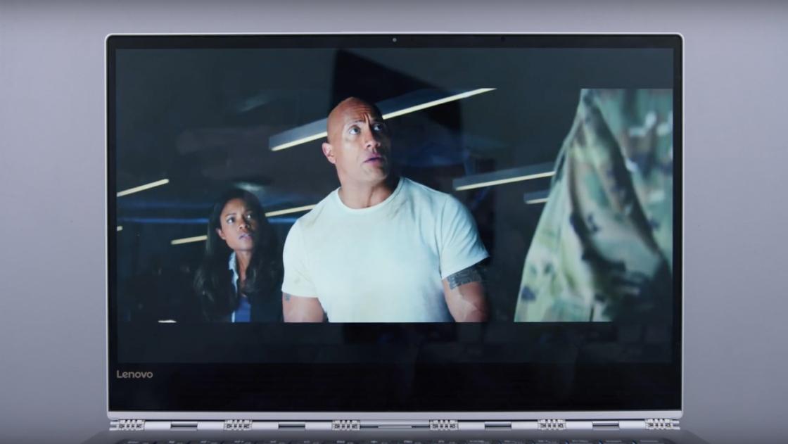Экран Yoga 920