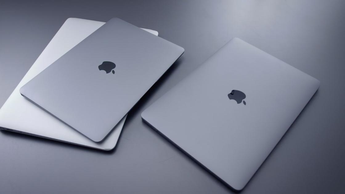 Сравнение MacBook Pro 13 (2018) и MacBook Pro 15