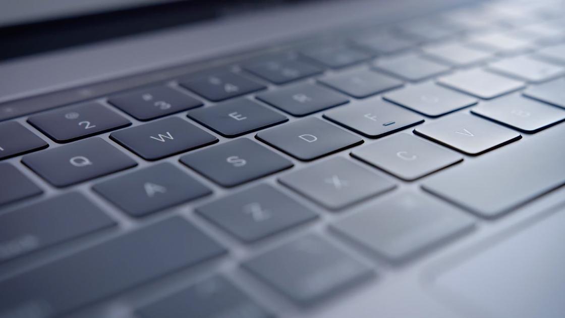 Клавиатура MacBook Pro 13 (2018)