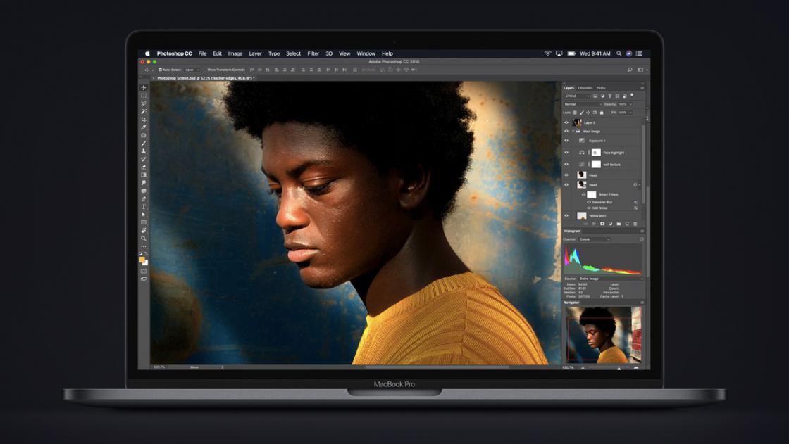 MacBook Pro 2018 c 13-дюймовым экраном и Touch Bar