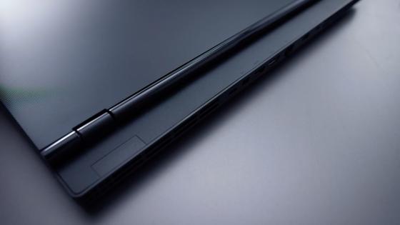 Задняя часть Lenovo Y530