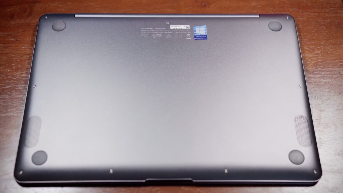 Нижняя крышка ноутбука ZenBook (UX430UA)