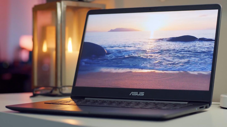 Обзор ноутбука ASUS ZenBook (UX430UA): компактный и