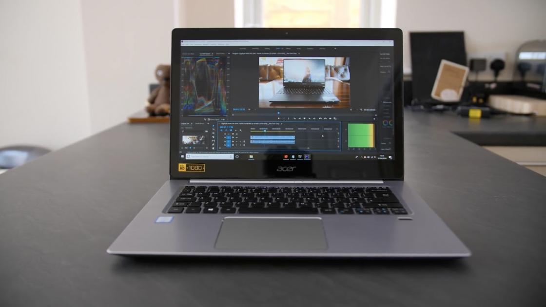 Ультрабук Acer Swift 3 SF314-52