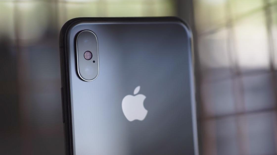 Двойная камера iPhone XS