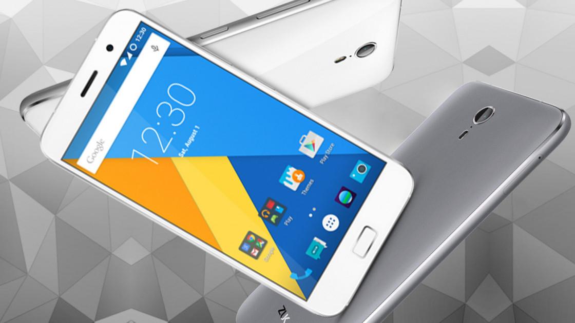 Обзор китайского смартфона ZUK Z1