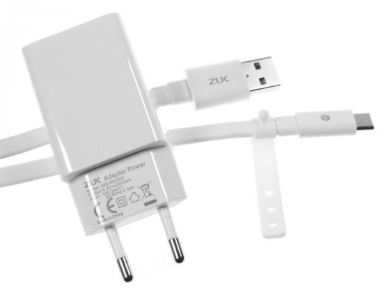 Зарядное устройство с кабелем USB 3.0 (Type-A - Type-C)