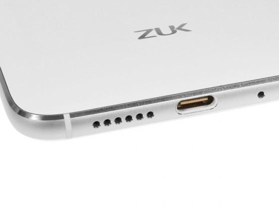 ZUK Z1 - USB 3.1 Type C, громкоговоритель