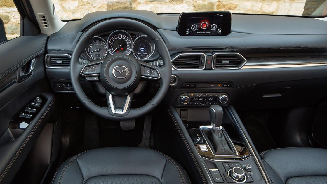 Обзор Mazda CX-5 (2017) (фото 5)