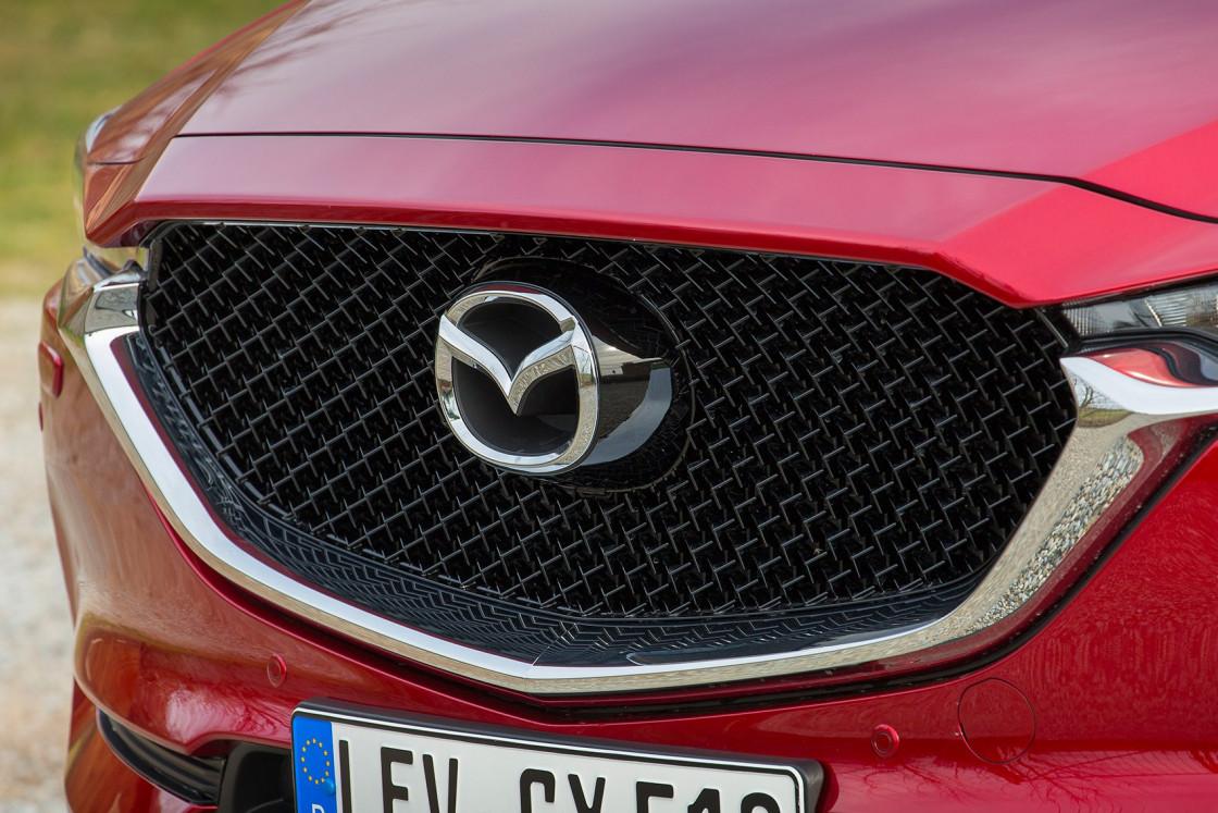 Обзор Mazda CX-5 (2017) (фото 11)
