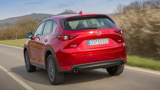 Обзор Mazda CX-5 (2017) (фото 3)