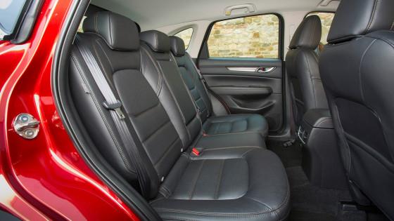 Обзор Mazda CX-5 (2017) (фото 8)