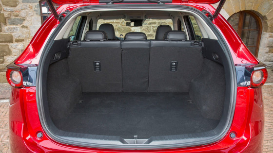 Обзор Mazda CX-5 (2017) (фото 9)