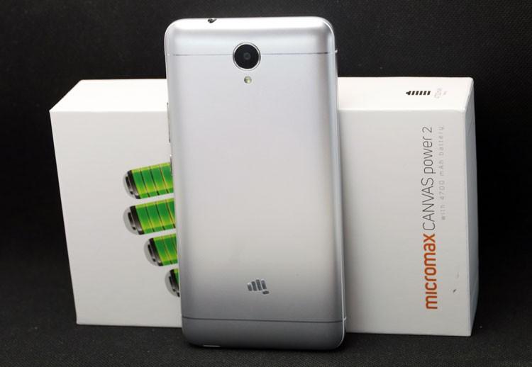 Обзор смартфона Micromax Q398 - внешний вид (фото 1)