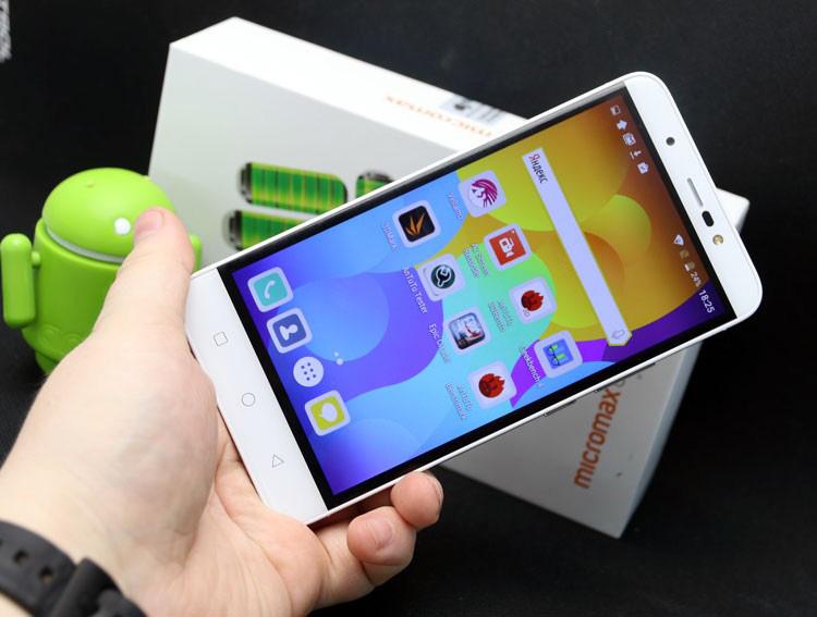 Обзор смартфона Micromax Q398