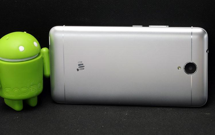 Обзор смартфона Micromax Q398 - внешний вид (фото 2)