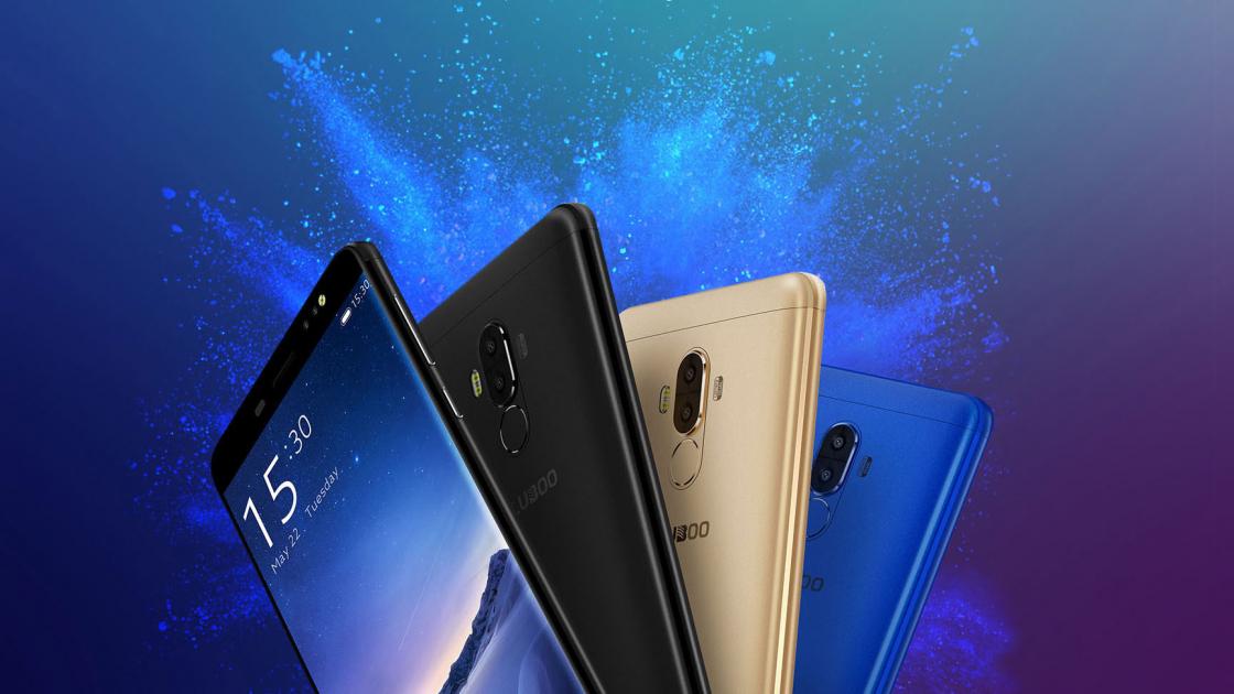 Обзор смартфона Bluboo D1