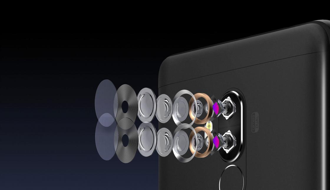 Обзор смартфона Bluboo D1 - комбинация двух сенсоров