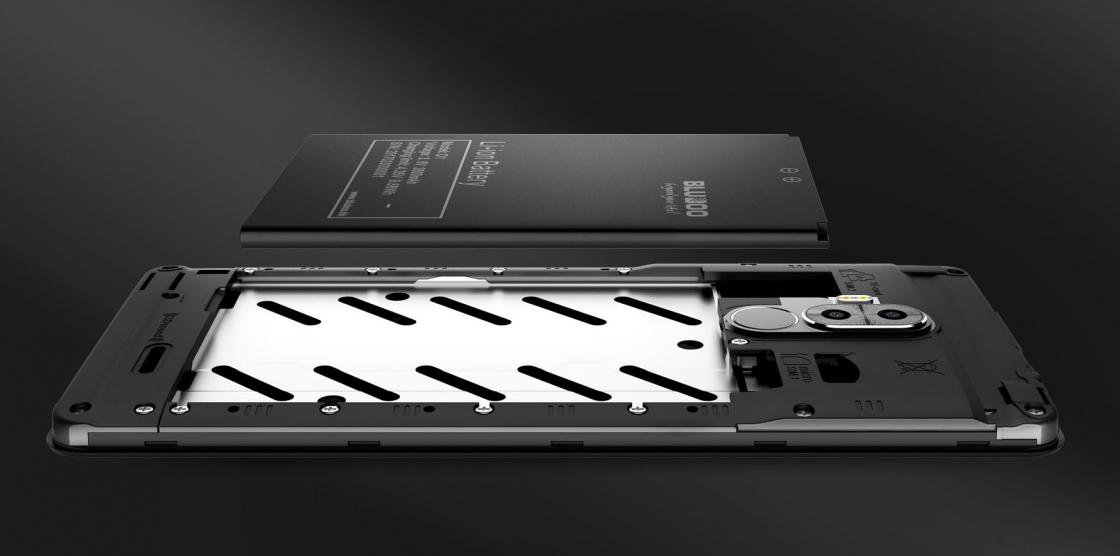 Обзор смартфона Bluboo D1 - аккумулятор
