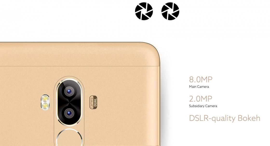 Обзор смартфона Bluboo D1 - камера