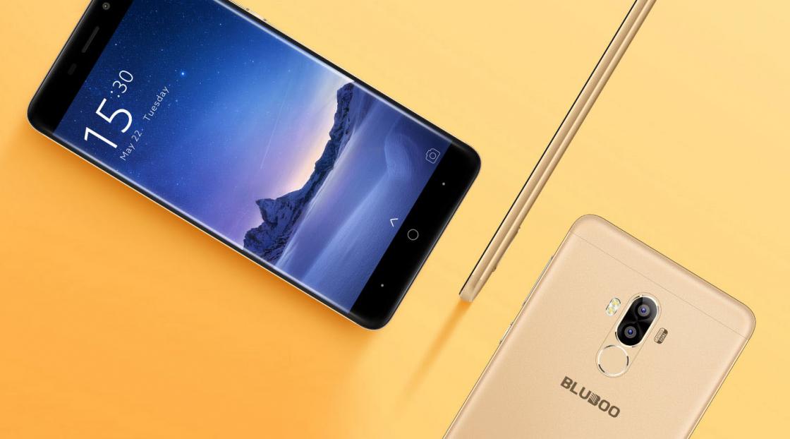 Обзор смартфона Bluboo D1 - с разных сторон