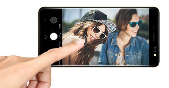 Обзор смартфона Bluboo D1 - съемка (фото 1)