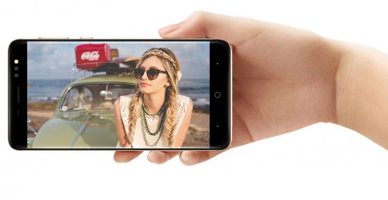 Обзор смартфона Bluboo D1 - съемка (фото 2)