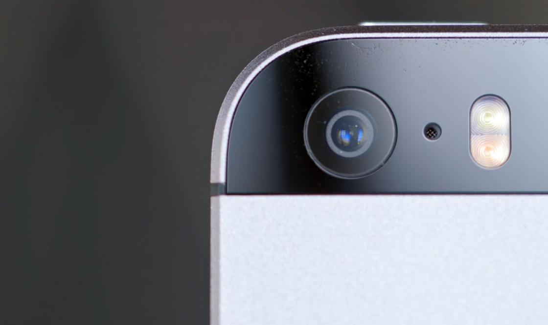 Обзор iPhone SE 2017 - камера