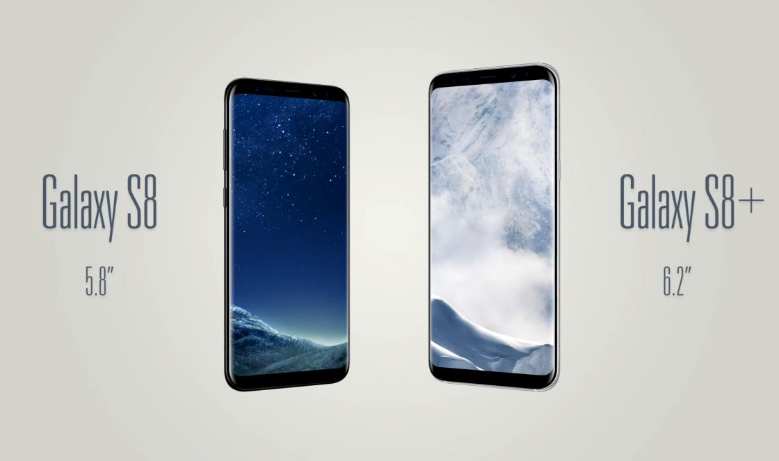 Обзор Samsung Galaxy S8 и S8 plus