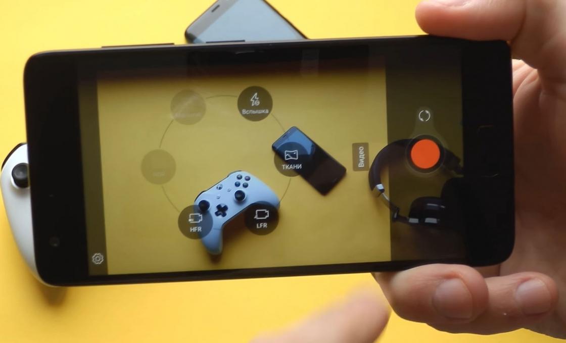 Обзор смартфона ZUK Z2 - съемка видео