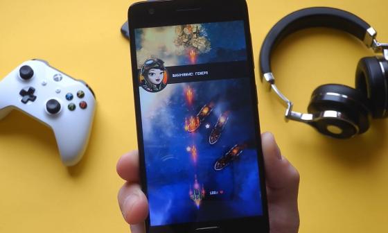 Обзор смартфона ZUK Z2 - тестирование игры (фото 4)