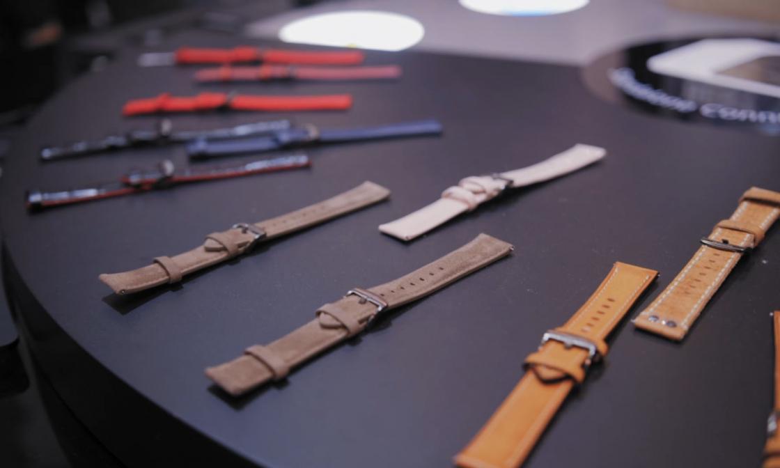 Обзор Huawei Watch 2 - варианты ремешков