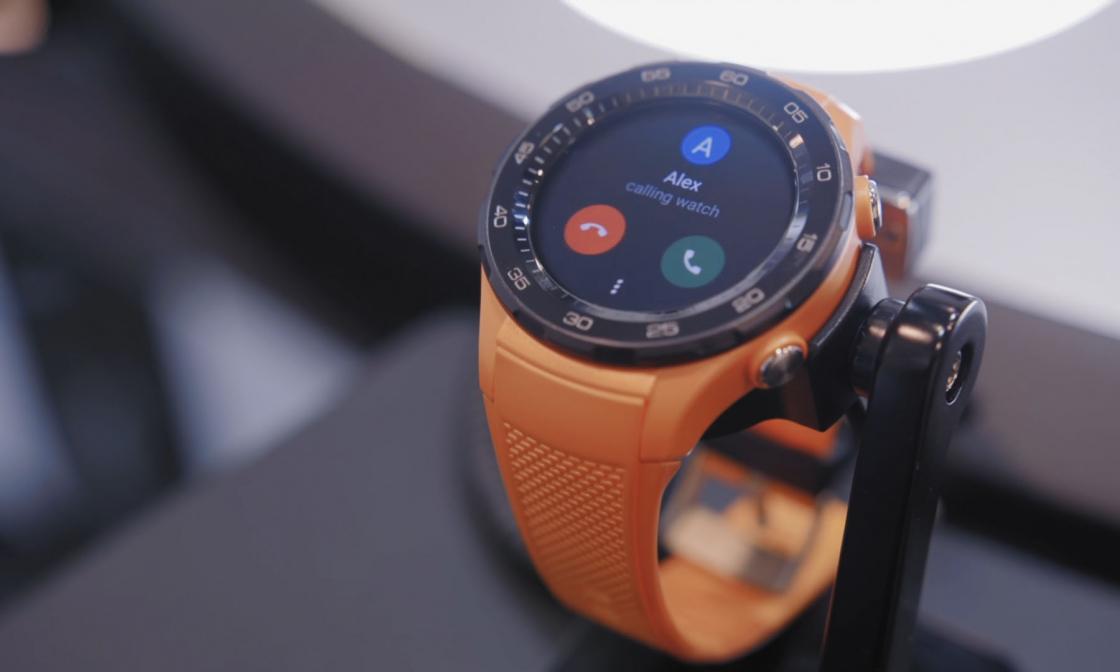Обзор Huawei Watch 2 4G - спортивная версия