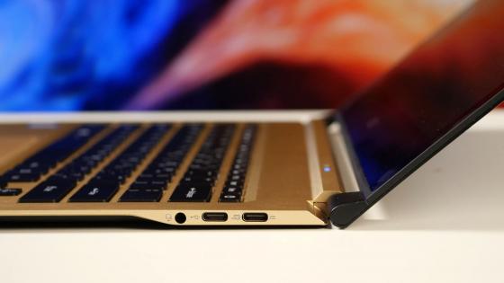 ОбзорAcer Swift 7 (2017) - cамый тонкий ноутбук