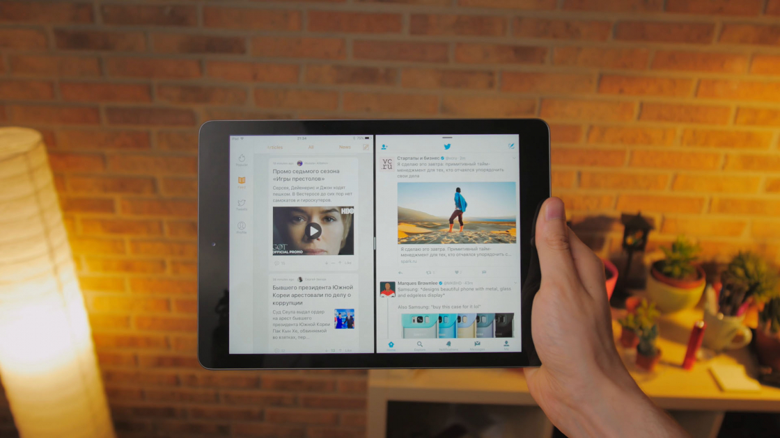 Обзор iPad 9.7 2017 - авнономность