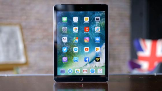 Обзор iPad 9.7