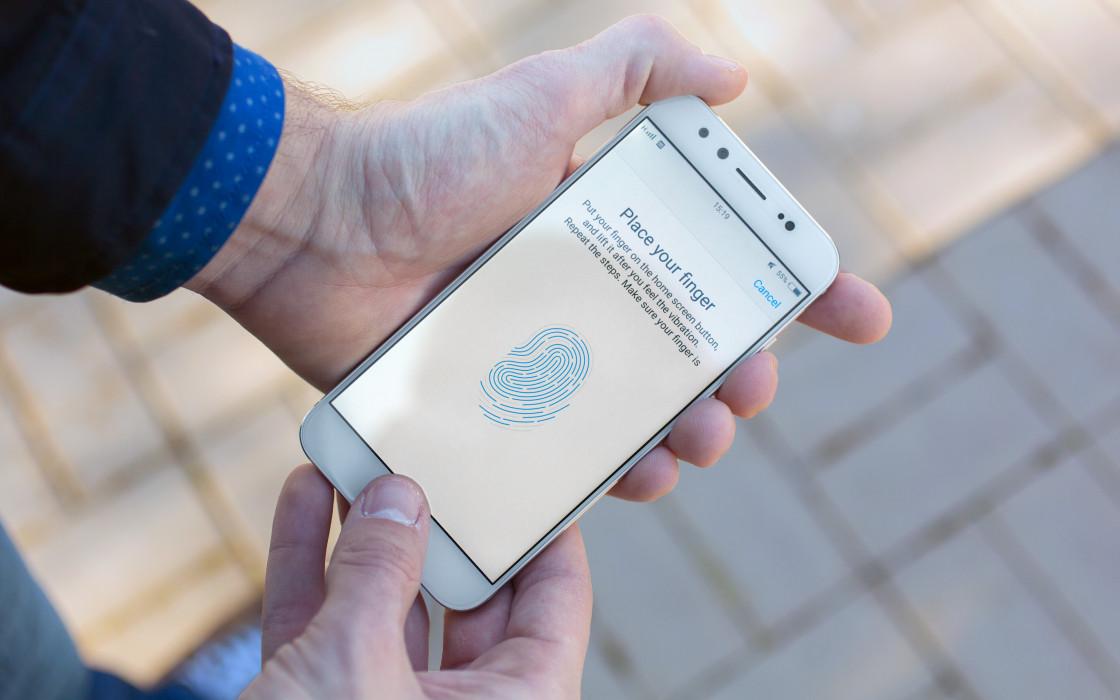 Обзор vivo V5 Plus - сканер отпечатка пальца