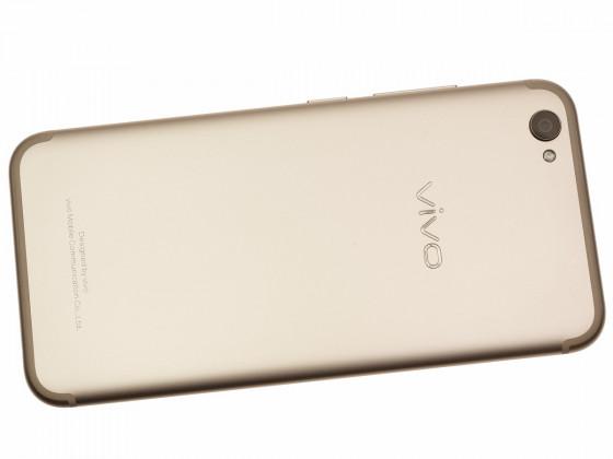 Обзор vivo V5 Plus - вид сзади