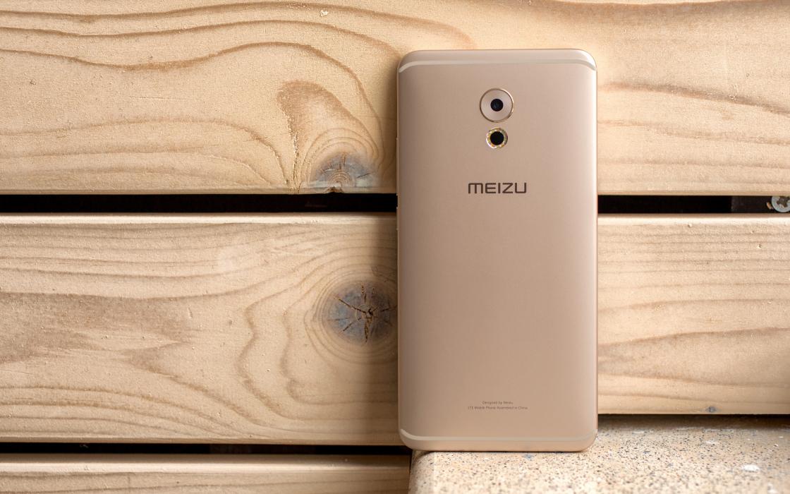Обзор Meizu Pro 6 Plus - вид сзади